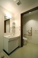 広々としたトイレ♡