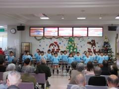 青3組さんの歌「たんぽぽ」(´▽`)