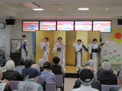 河内男節・明石海峡大橋・東京五輪音頭(^^♪