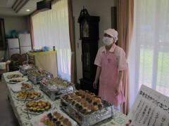 和菓子に洋菓子、盛り沢山で迷っちゃう♡